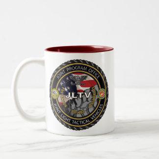 PD Alpha Two-Tone Coffee Mug