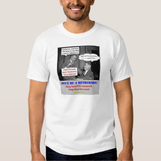PD Funding T-shirts