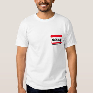 PDP Meetup Logo Tshirts