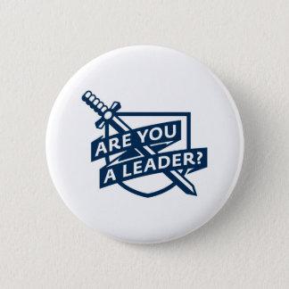 PDT - Leader Outline 6 Cm Round Badge