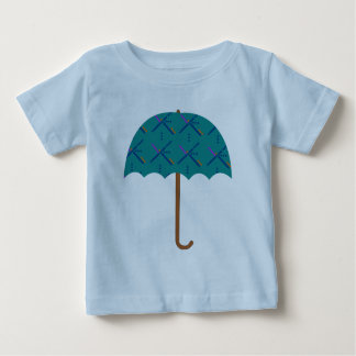 PDX Airport Carpet Umbrella Baby T-Shirt