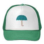 PDX Airport Carpet Umbrella Cap