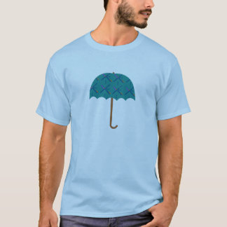PDX Airport Carpet Umbrella T-Shirt