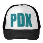 PDX Letters Portland Airport Carpet Cap