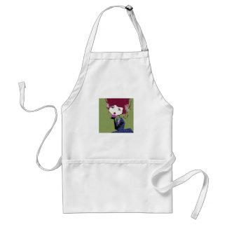 pea-ka-booo standard apron