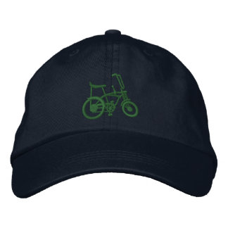 Pea Picker 60's Schwinn Stingray Bike Bicycle Cap Embroidered Baseball Cap
