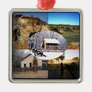 Pea Ridge National Military Park Christmas Tree Ornament