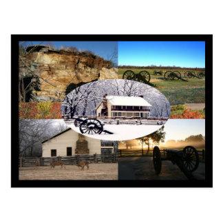 Pea Ridge National Military Park Postcard