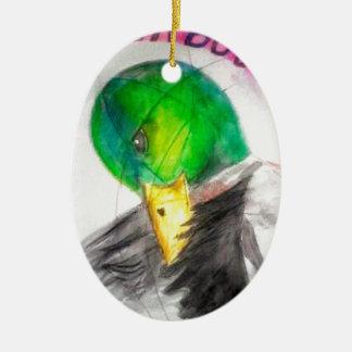 Peabody Memphis Christmas Ornament