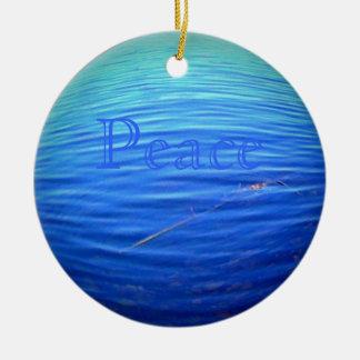 Peace 4 Ornament