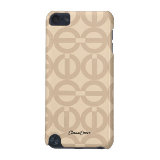 Peace-A-GoGo Beige iPod Touch Speck Case iPod Touch 5G Case