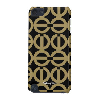 Peace-A-GoGo Black Gold iPod Touch Speck Case iPod Touch 5G Case