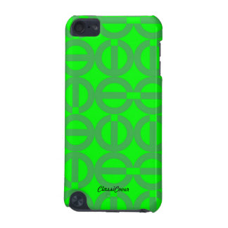 Peace-A-GoGo Green iPod Touch Speck Case iPod Touch 5G Cases