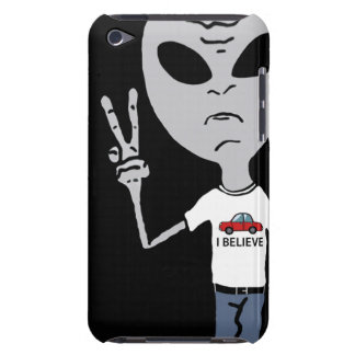 Peace Alien iPod Touch Cover