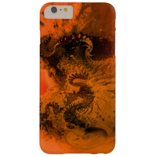 Peace Among the rigid (orange) Barely There iPhone 6 Plus Case