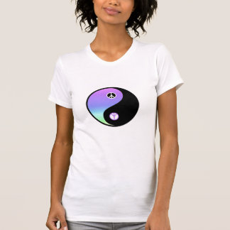 Peace and Balance basic tee