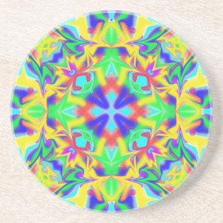 Peace and Harmony Drink Coaster
