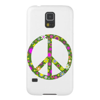 Peace and love galaxy s5 cover