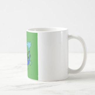 Peace and Love Coffee Mugs