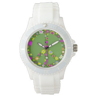 Peace and Love Watch