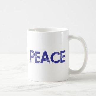 Peace And Trees Coffee Mug