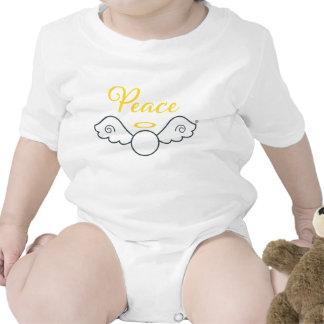 Peace Angel Infant Creeper