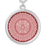 Peace Arabesque Necklace