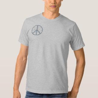 Peace, Art & Science T Shirt