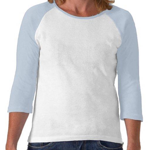 Peace (baby blue) tee shirt