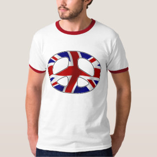 peace badge uk T-Shirt