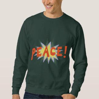 Peace Bang Pullover Sweatshirts