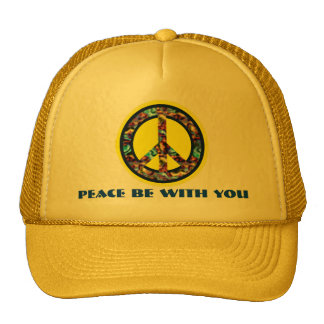 Peace Be with You Hat
