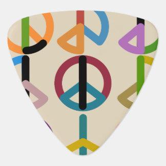 Peace Beat / Triangle, Grove Allman, Guitar Picks