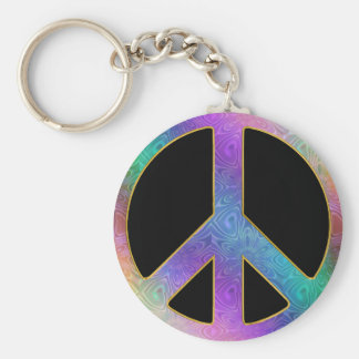 Peace Begins Within 3 Key Chains