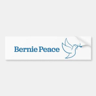 Peace Bird Bumper Sticker