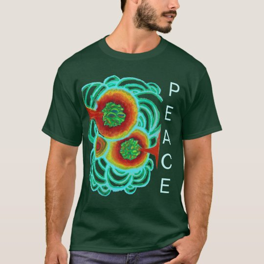 Peace Bubbles Shirt