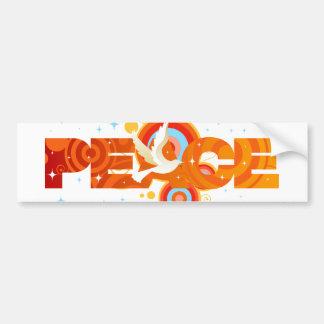 Peace! Bumper Stickers
