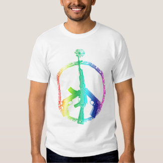 Peace by War Shirt