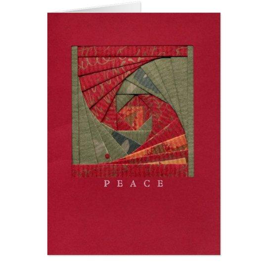 PEACE CARD