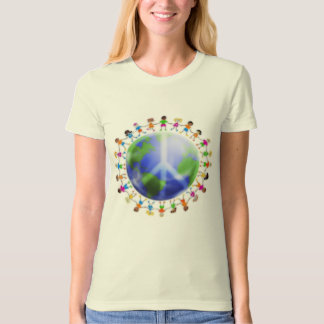 Peace Children T-Shirt