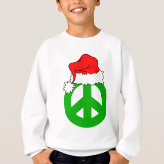 Peace Christmas Sweatshirt