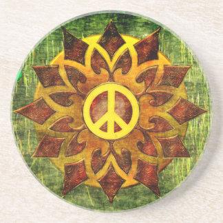 Peace Drink Coasters