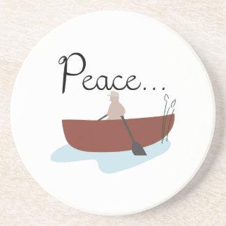 Peace... Drink Coasters