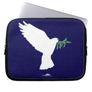peace computer sleeve