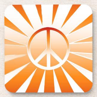 Peace Coasters