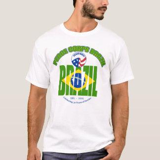 Peace Corps Brazil, white T #1 T-Shirt