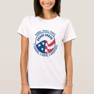 Peace Corps VVV Shield T-Shirt