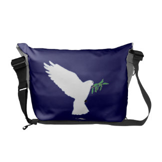 peace courier bags