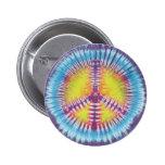 Peace Design 6 Cm Round Badge