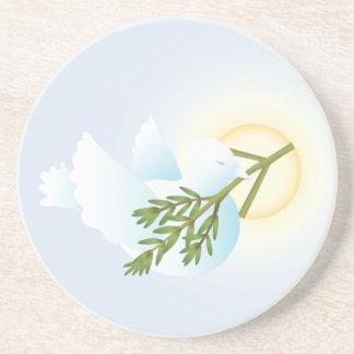 Peace Dove Coasters